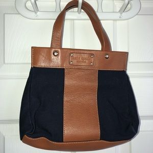 Kate Spade Small Navy handbag